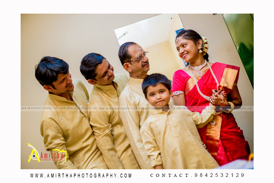 Sourashtra Candid Wedding Photography in Madurai