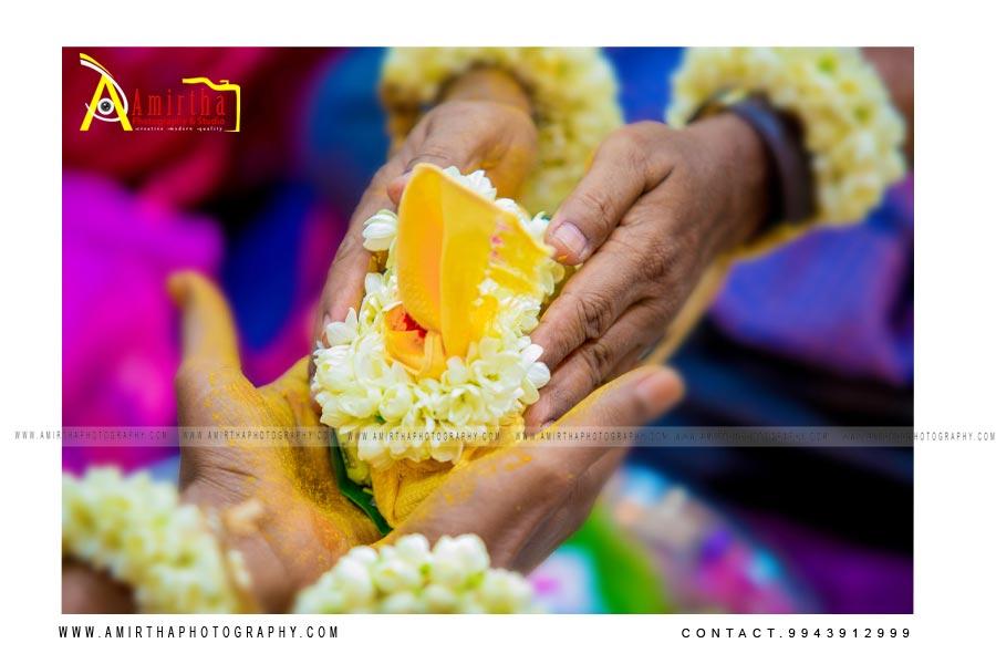 Sourashtra professional candid wedding photography in Madurai