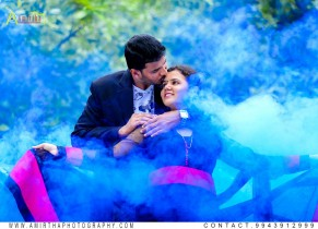 Saravanan Vaishnavi Pre wedding Shoot in madurai